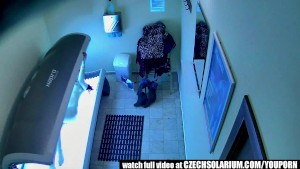 VOYEUR Real Footage from a SPY CAMERA in Solarium