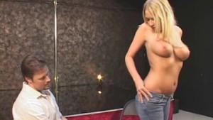 Stunning Blonde Coed Seeks Cock