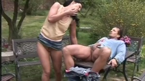 Kaira's Outdoor Sex Adventures - Pleasure Photorama