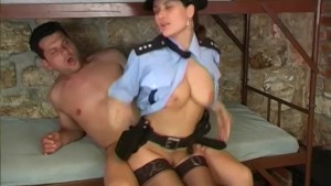 Cop Catches Her Suspect – Pleasure Photorama