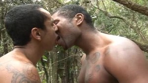 Big Sexy Black Studs Fucking In The Jungle - Mavenhouse