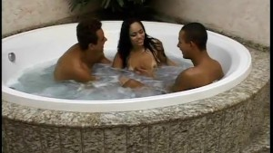 Bi hot tub fun - Legend
