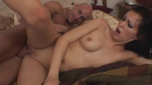 Petite Brunette Fucked Like A Skank - Acid Rain