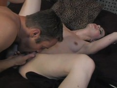 Picture Mina Meows shows how good she is with her ha...