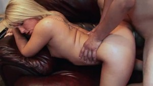 Hot blonde fucks her boyfriend big dick - Homemade Media