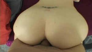She slides her awesome ass on his big dick - Chris Charming