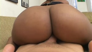 When This Curvy Honey Is Pounded, Her Ass Jiggles - Chris Charming