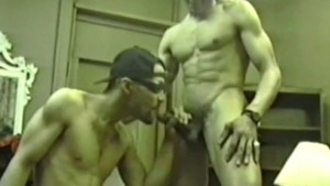 Big Black Muscled Hunks - East Harlem Productions
