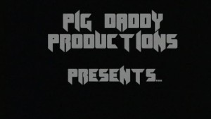 Wankerman: The Legend Of Ron's Burgundy Shaft - Pig Daddy Productions