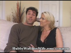 Guy Seriously Wants His Wife Fucked
