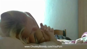 Blowjob From Chubby housewife