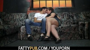 BBW takes it hard from behind