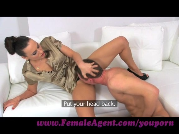 720p Greg & Mea Malone – Female agent
