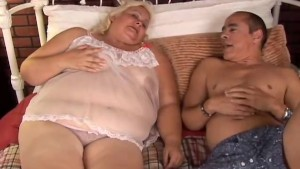 Beautiful blonde BBW Lisa loves to fuck