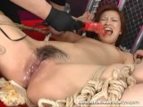 Japanese Reality BDSM Action: Marina 3