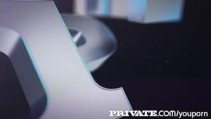 Private: Aleska Diamond in DP action