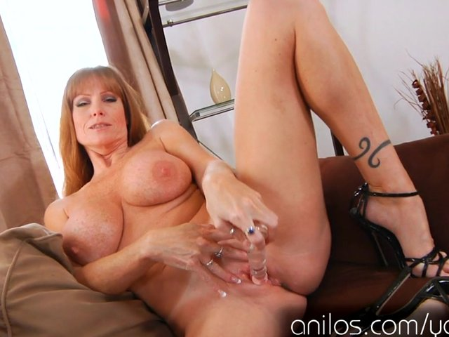 Dildo in pussy youporn