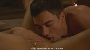 Erotic Artistic Pussy Licking