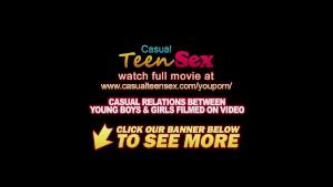 Teeny ready for casual sex
