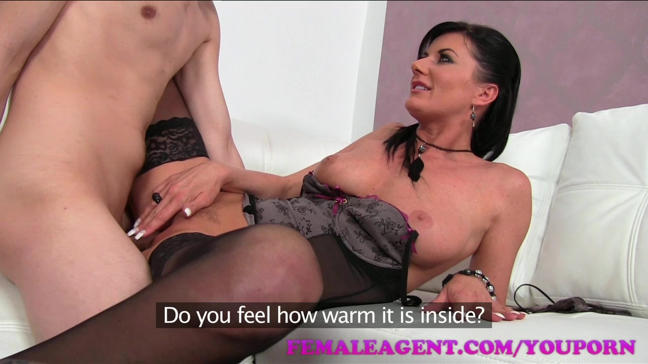 female creampie