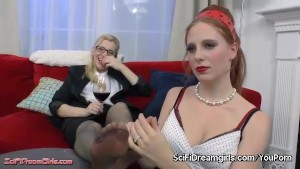 SciFiDreamgirls Fembot Sex With Ashley Fires. Episode #9: Rosie the Domestic Bot, Part 1