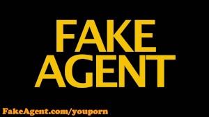 FakeAgent Horny Teacher gets creampie in casting