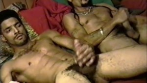 He got caught masturbating by his buddy - Encore Video