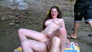 Hot Teen Babe Fucked In Cave - Kemaco Studio