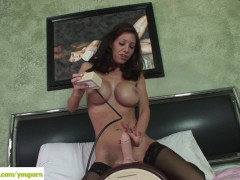 Picture Angel Little Rides Sybian