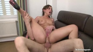 Prisca analfucked by Richard
