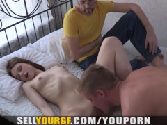 Sell Your GF - Fucking nerd's girlfriend