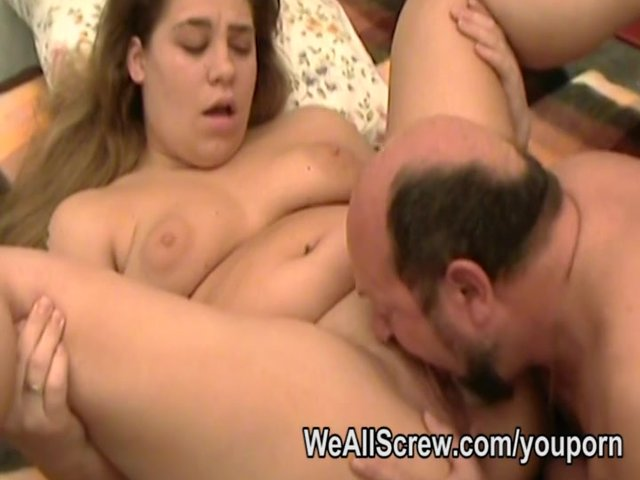 Black Guy Eating Bbw Pussy