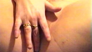 My Ex Fingering Her Pussy