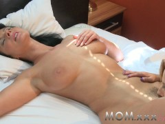 Picture MOM Lesbian MILF's having orgasms