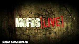 Mofos LIVE Megan Salinas - Next Show 09-04-2013 3pm EST 12pm PST