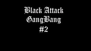 Black Players Gangbang  A Hottie