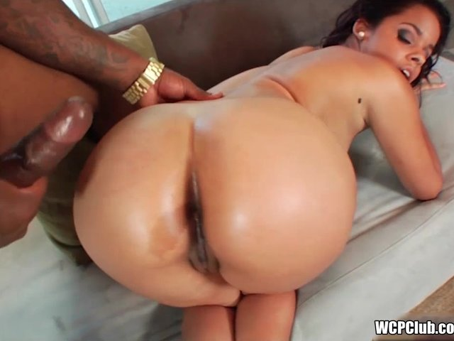 Big black ass porno