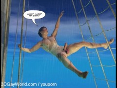 Picture ADVENTURES OF CABIN BOY 3D Gay World Cartoon...