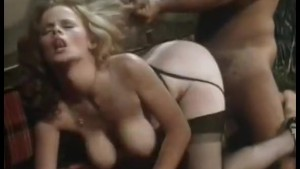 Vintage porn movie with blondie babe