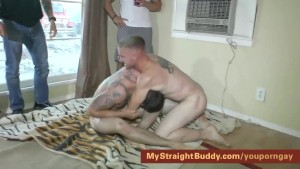 Marine Buddies Wrestling Naked