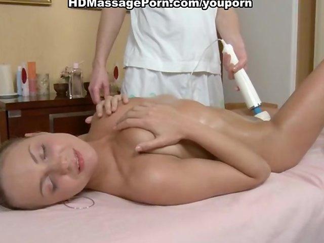 masage de blonde