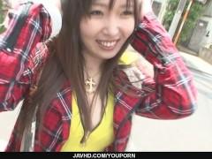 jolie nique baise: beautiful haruka oosawa gets a rear fuck