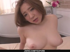Big assed Alice Ozawa fucked in a jap...