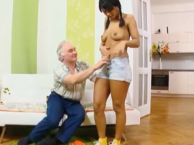 young old anal