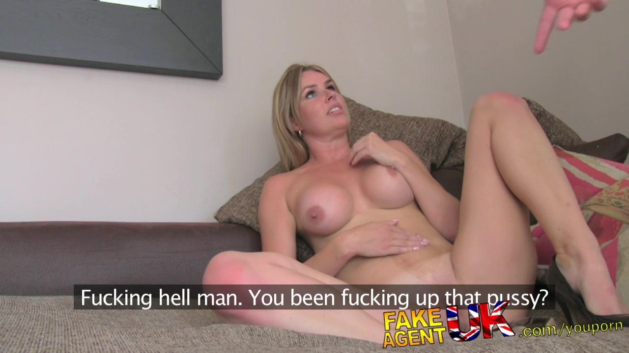 Fakeagentuk unexpected threesome surprise from cheating wife 8