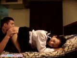 My hot Asian beauty gets banged in school uniform