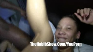 ms. natural rican love fucked hood bitch banged