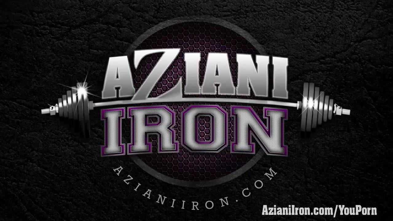 Aziani Iron Amber Deluca female bodybuilder - amazon woman