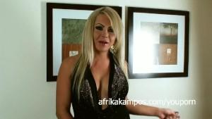 Afrika Kampos sparkels