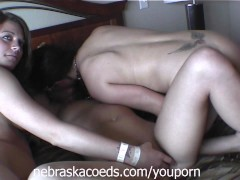 First Time Girl Girl Girl Pussy Licking Threeway at Lake House